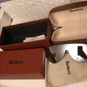 Brand new illesteva sunglasses